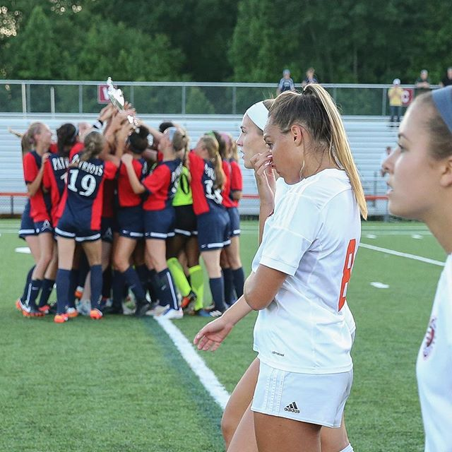 The Mountain View girls soccer team fell to Albemarle 3-2 in overtime at Mountain View High School in Stafford, Va. (Mike Morones/The Free Lance-Star)