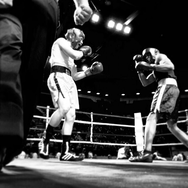 Last one from Brigade Boxing at the Naval Academy